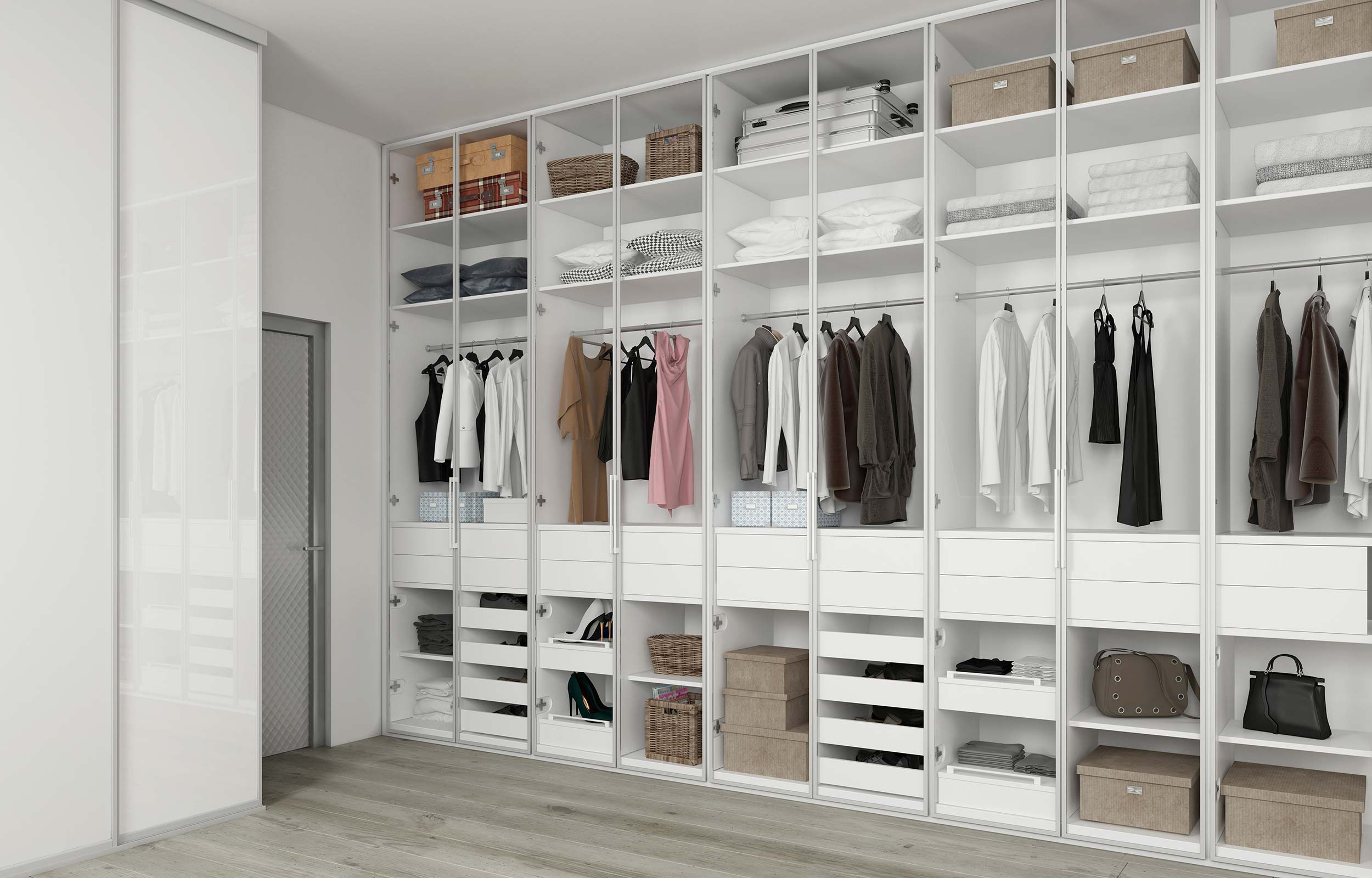 Ideas On Hanging Pictures In Hallway Walk In Wardrobe Ki