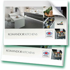 Komandor kitchens